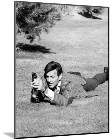 Mike Connors - Mannix--Mounted Photo
