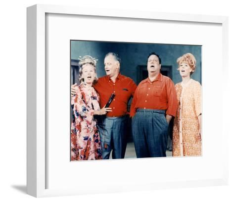 The Honeymooners--Framed Art Print