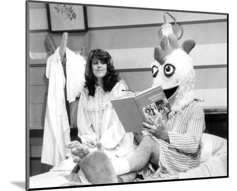 Mork & Mindy--Mounted Photo