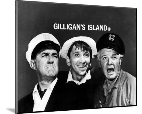 Gilligan's Island--Mounted Photo