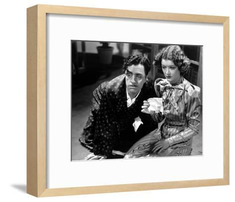 After the Thin Man--Framed Art Print