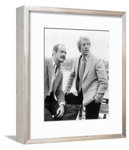 Simon & Simon--Framed Art Print