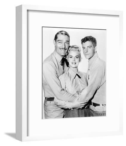 Lawman--Framed Art Print