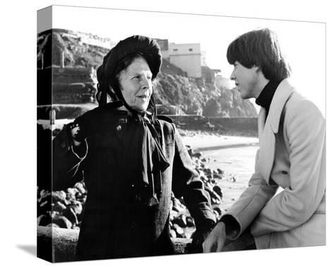 Harold and Maude--Stretched Canvas Print
