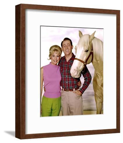 Mr. Ed--Framed Art Print