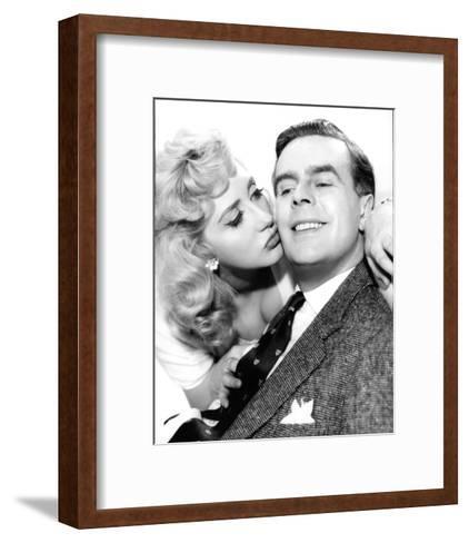 I'm All Right Jack--Framed Art Print
