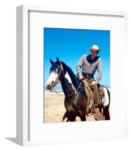 The Big Country--Framed Art Print