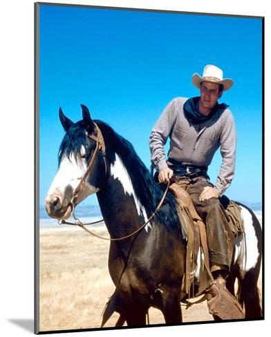 The Big Country--Mounted Photo
