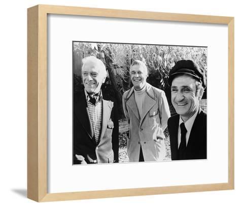 Banacek--Framed Art Print