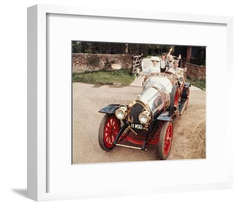 Chitty Chitty Bang Bang--Framed Art Print