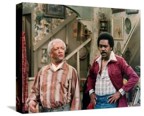 Sanford and Son--Stretched Canvas Print