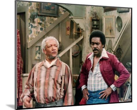Sanford and Son--Mounted Photo