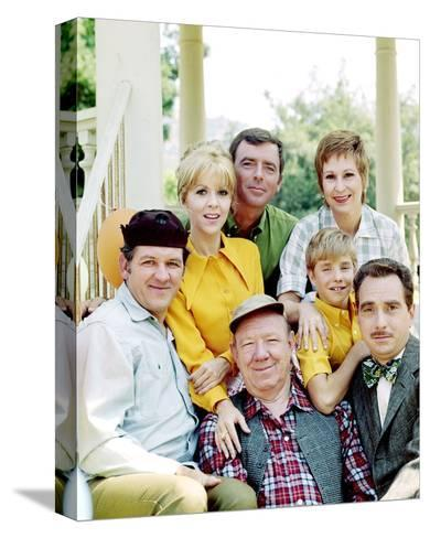 Mayberry R.F.D.--Stretched Canvas Print