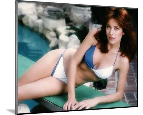 Tanya Roberts - Charlie's Angels--Mounted Photo