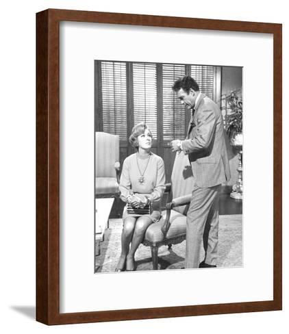 Bracken's World--Framed Art Print