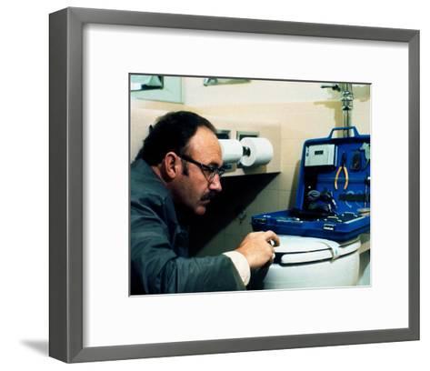 The Conversation--Framed Art Print