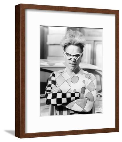 Mark Hamill - The Flash--Framed Art Print