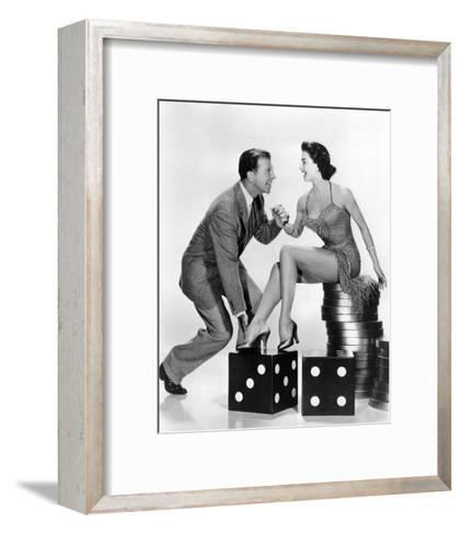 Meet Me in Las Vegas--Framed Art Print
