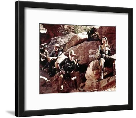 The Professionals--Framed Art Print