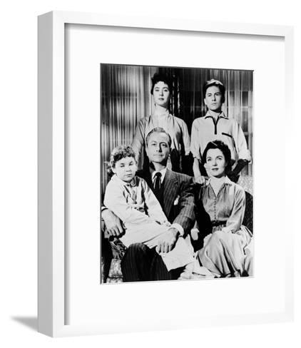 Father Knows Best--Framed Art Print