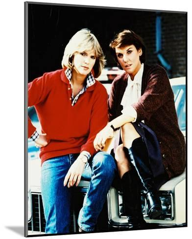Cagney & Lacey--Mounted Photo