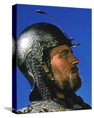Charlton Heston - El Cid--Stretched Canvas Print