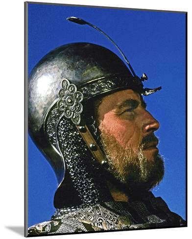 Charlton Heston - El Cid--Mounted Photo