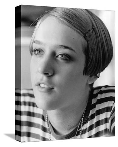 Chlo? Sevigny - Trees Lounge--Stretched Canvas Print