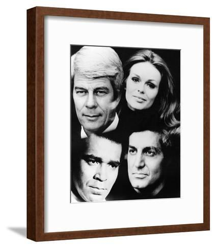 Mission: Impossible--Framed Art Print