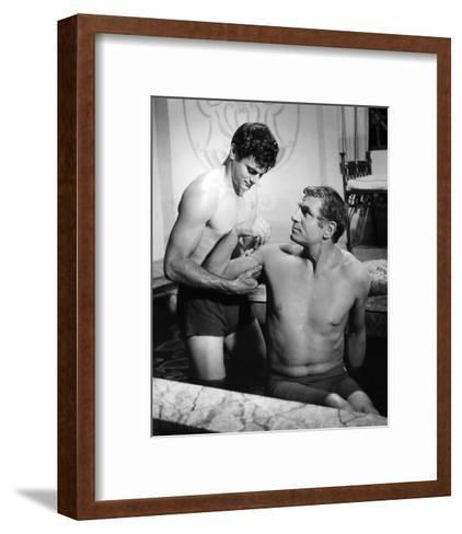 Spartacus--Framed Art Print