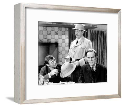 Arsenic and Old Lace--Framed Art Print