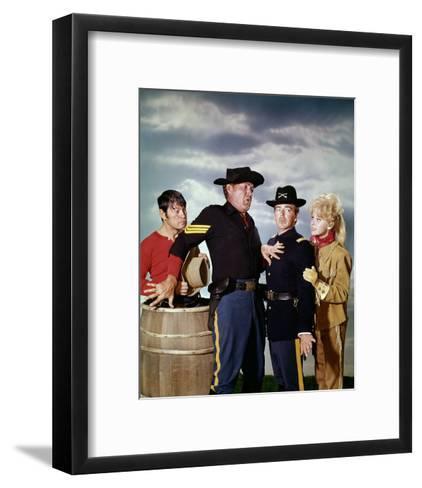 F Troop--Framed Art Print