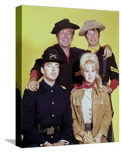 F Troop--Stretched Canvas Print