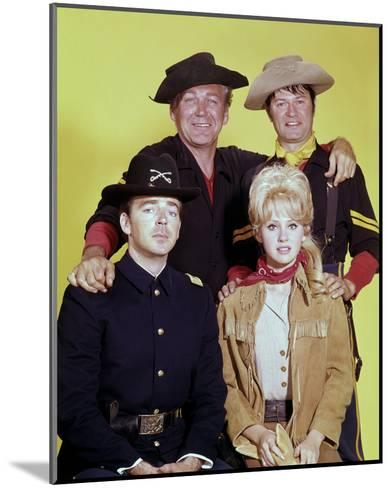 F Troop--Mounted Photo