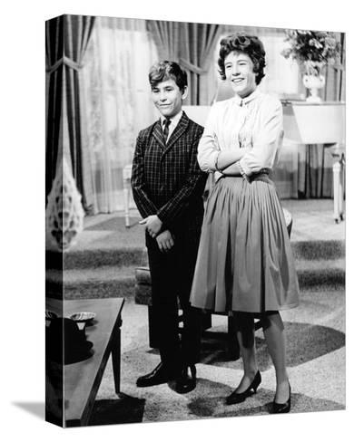 The Patty Duke Show--Stretched Canvas Print