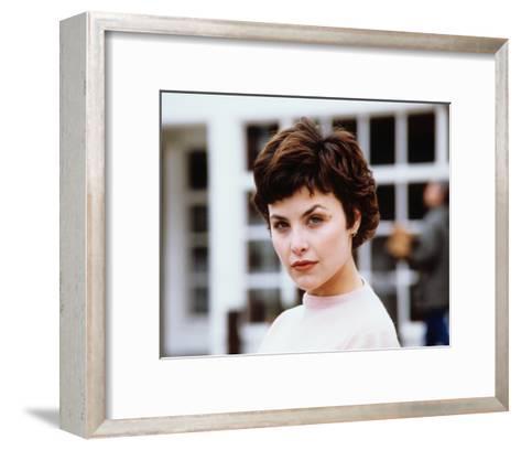 Sherilyn Fenn - Twin Peaks--Framed Art Print