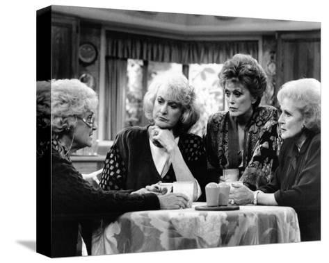 The Golden Girls--Stretched Canvas Print