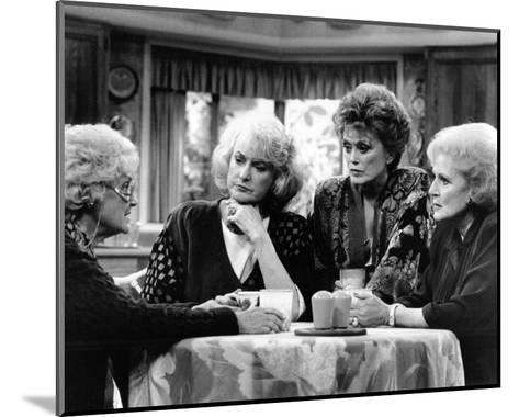 The Golden Girls--Mounted Photo