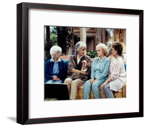 The Golden Girls--Framed Art Print