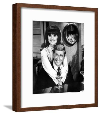 That Girl--Framed Art Print