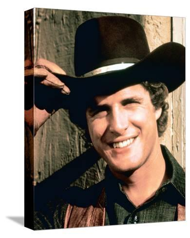 Ben Murphy - Alias Smith and Jones--Stretched Canvas Print