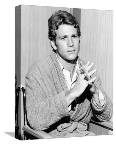 Ryan O'Neal - Peyton Place--Stretched Canvas Print
