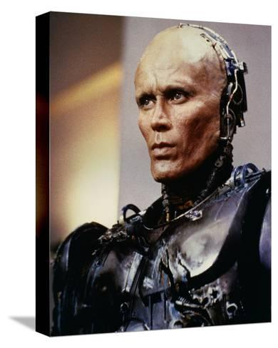 Peter Weller--Stretched Canvas Print