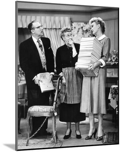Our Miss Brooks--Mounted Photo