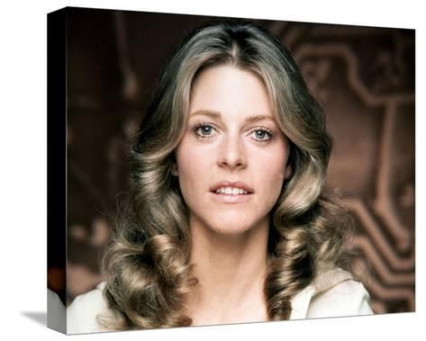 Lindsay Wagner - The Bionic Woman--Stretched Canvas Print