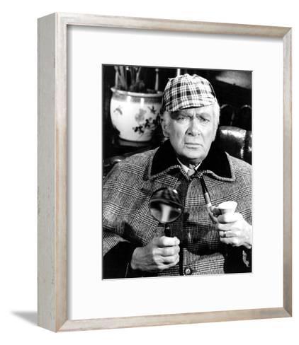 Buddy Ebsen - Barnaby Jones--Framed Art Print