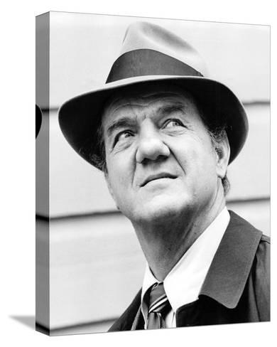 Karl Malden - The Streets of San Francisco--Stretched Canvas Print