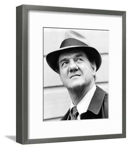 Karl Malden - The Streets of San Francisco--Framed Art Print