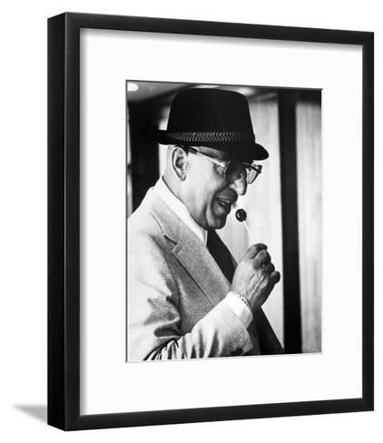 Telly Savalas - Kojak--Framed Art Print