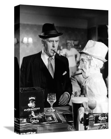 George Cole - Minder--Stretched Canvas Print